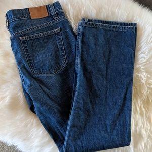 J. Crew straight leg jeans sz 8